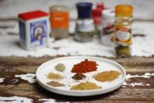 Ingrediënten Mexicaanse kruidenmix