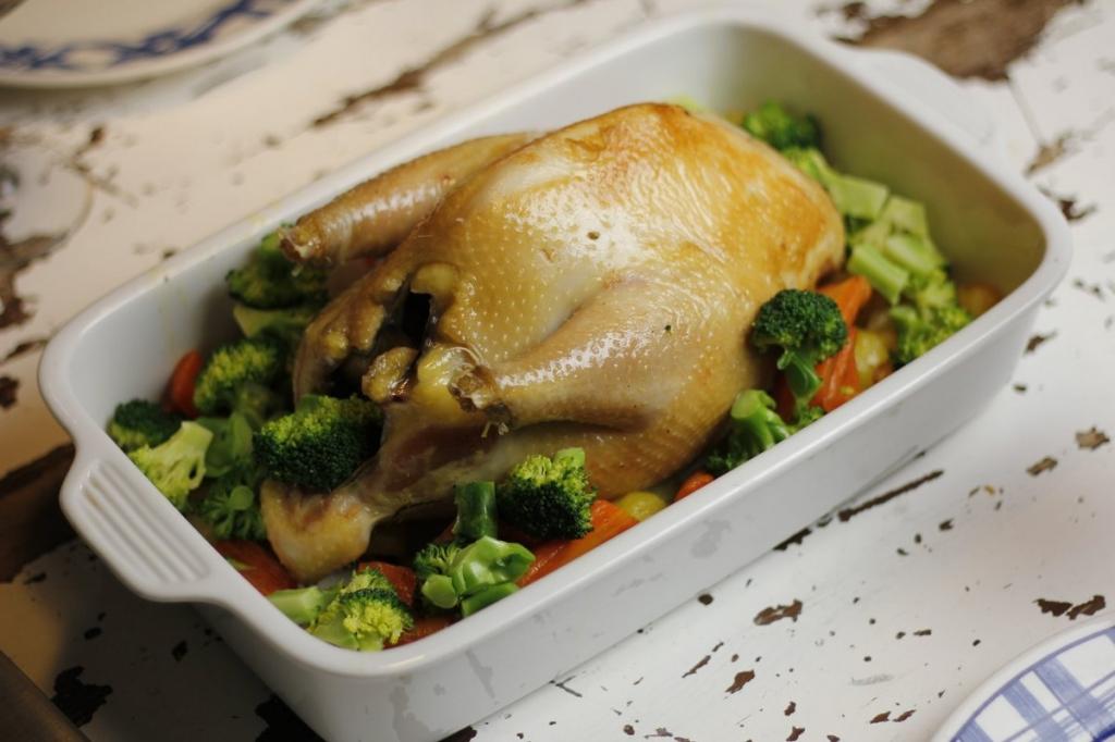Heston Blumenthals Perfect Roast Chicken