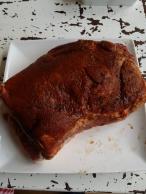 Pulled Pork in de dry rub