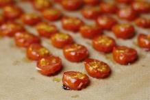 De tomaatjes staan op instorten