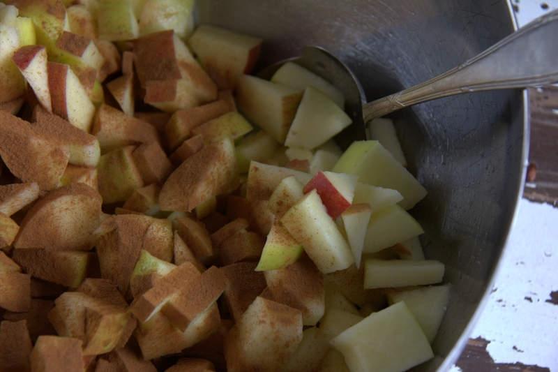 afbeelding 09_appeltaart-recept_strooi-de-kaneel-over-de-appelstukjes-jpg