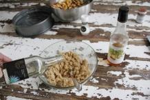 Als het zoeter mag, voeg dan 1 of 2 eetlepels agavesiroop toe