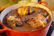 Doe de kippen in de saus