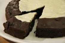 Snij de taart aan