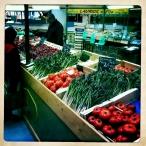 Centrale markthal van Ales