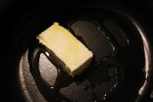 Smelt de boter