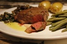 Het resultaat: overheerlijke biefstuk