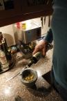 Voeg wat olijfolie toe