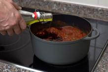 Doe olijfolie erbij