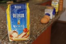 Durum tarwemeel voor pasta