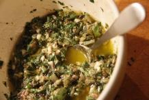 Het resultaat: de Salsa Verde