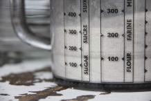 Meet 225 gram meel af