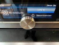 Verwarm de oven voor op 175 graden