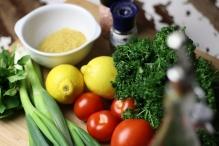 Tabouleh ingrediënten